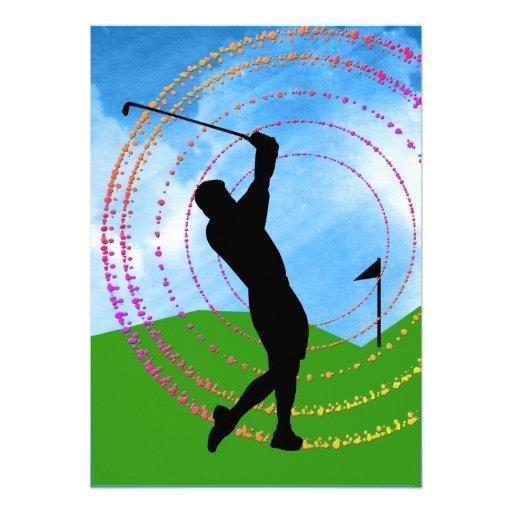 Golf Swing Announcement