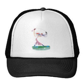 golf swing, tony fernandes cap