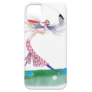 golf swing, tony fernandes iPhone 5 case