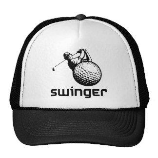 Golf Swinger Cap