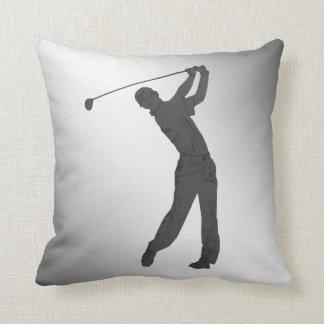 Golf Swinger Customizable Cushion