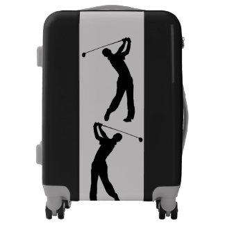 Golf Swinger Customizable Luggage