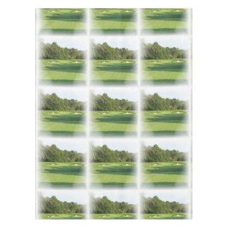 Golf Tablecloth