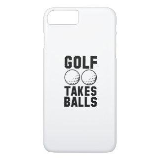 Golf Takes Balls iPhone 7 Plus Case