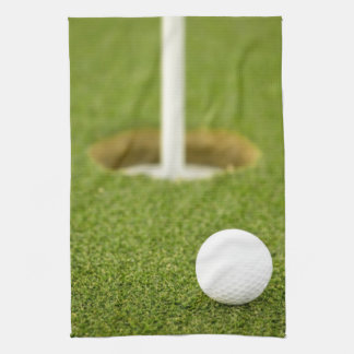 Golf Tea Towel