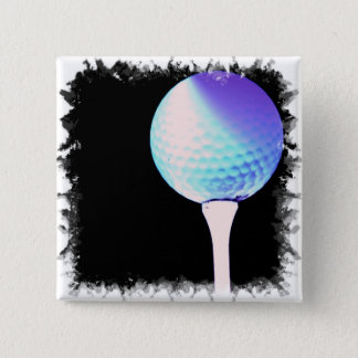 Golf Tee Button