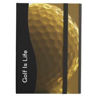 Golf Theme iPad Air Case
