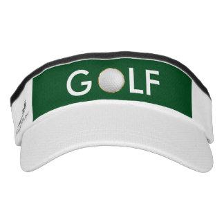 Golf Theme Visor
