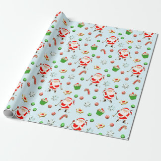 golf-themed Christmas gift ideas Wrapping Paper