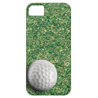 Golf Time to Putt Barely There iPhone 5 Case