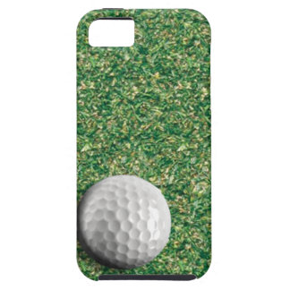 Golf Time to Putt iPhone 5 Cover