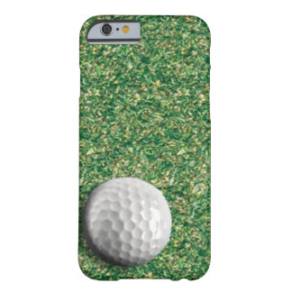 Golf Time to Putt Barely There iPhone 6 Case