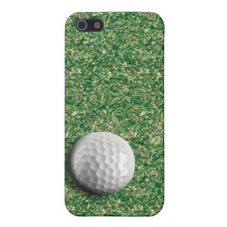 Golf Time to Putt iPhone 5/5S Cases