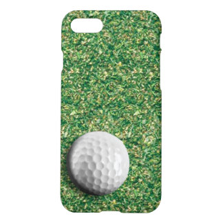 Golf Time to Putt iPhone 7 Case