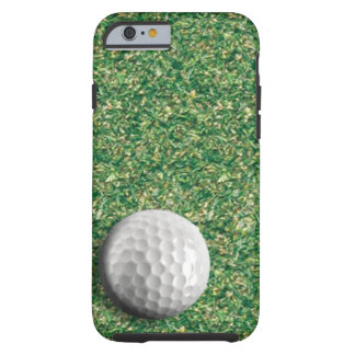 Golf Time to Putt Tough iPhone 6 Case