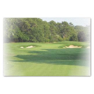 """Golf 10"""" X 15"""" Tissue Paper"""