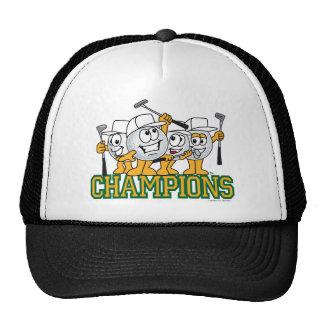 Golf Tournament Champions Prize Mesh Hat