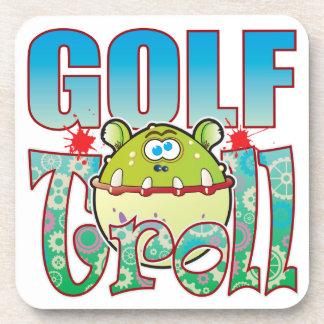 Golf Troll Coaster