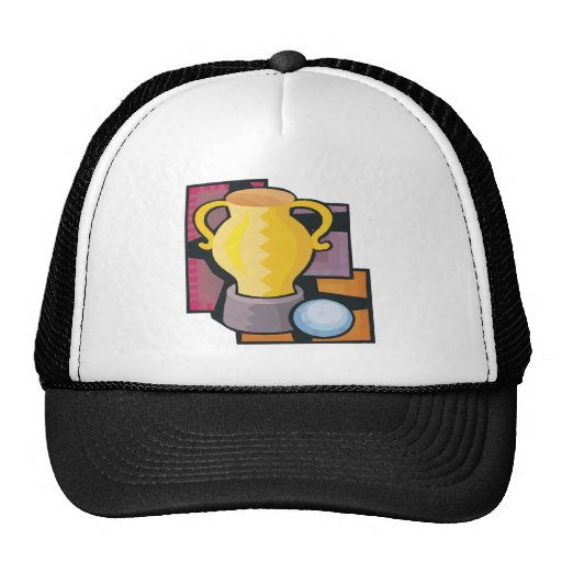 Golf Trophy Hats
