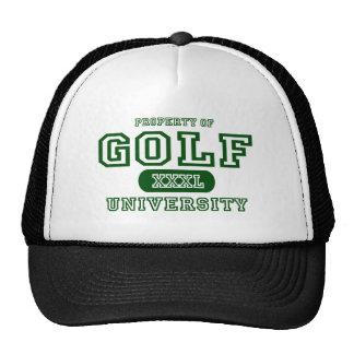Golf University Cap