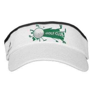 golf visor