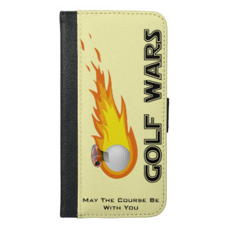 Golf Wars - iPhone 6/6s Plus Wallet Case