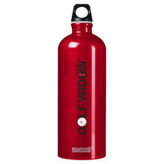 Golf Widow_Badge of Honor_logotype SIGG Traveller 1.0L Water Bottle