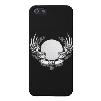 Golf Wings Cover For iPhone 5/5S