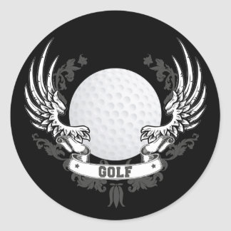 Golf Wings Sticker