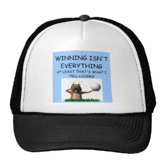 GOLF winner Cap
