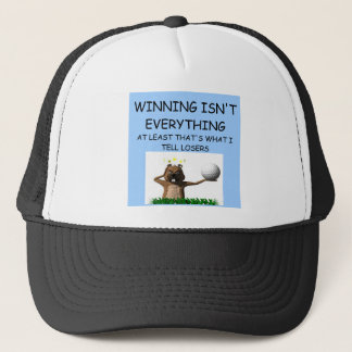 GOLF winner Trucker Hat