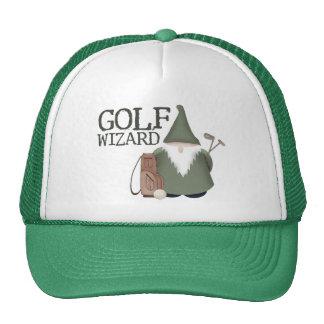 Golf  Wizard Trucker Hat