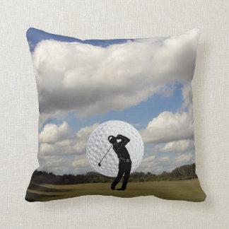 Golf World Cushion
