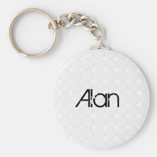 Golfball Key Ring