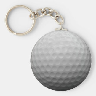 Golfball Keychain Dadism Father's Day Gift