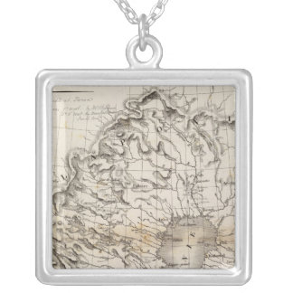 Golfe de Botnie Silver Plated Necklace