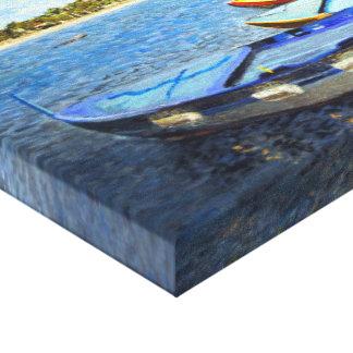 Golfe de Juan Les Pins - France Canvas Print