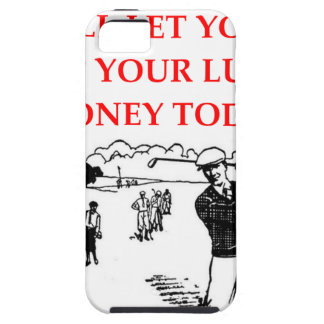 golfer iPhone 5 cases