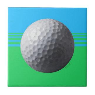 Golfer Inside small tile