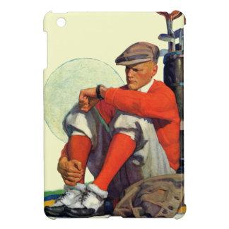 Golfer Kept Waiting iPad Mini Case