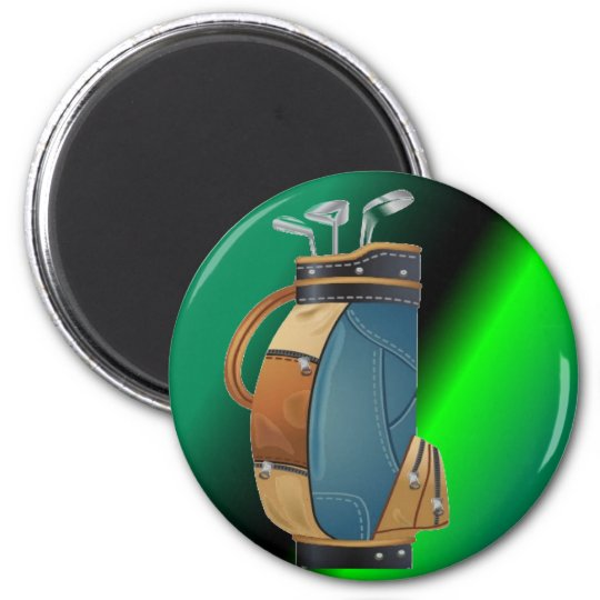 Golfers Gift Collection Magnet