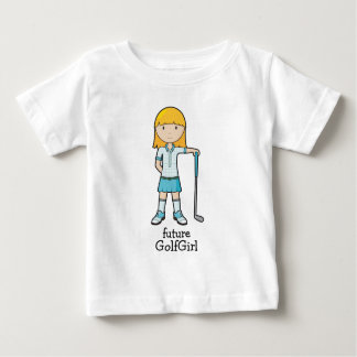 GolfGirl Baby T-Shirt