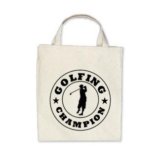 Golfing Champion Bags