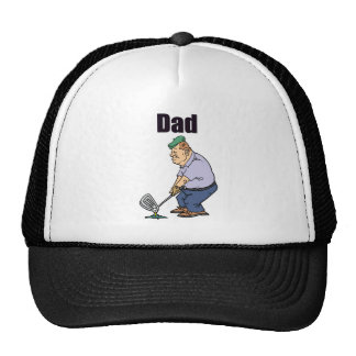 Golfing Dad Hats