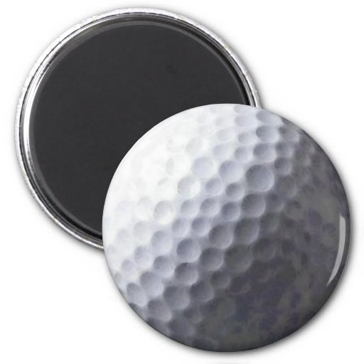 GOLFING Gift Collection Refrigerator Magnet