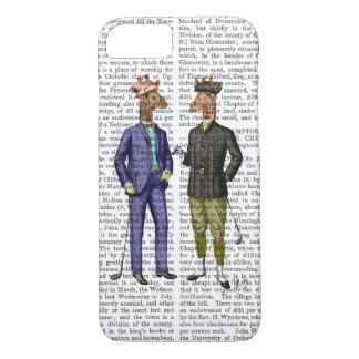 Golfing Giraffes 2 iPhone 8/7 Case