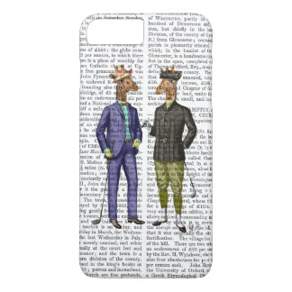 Golfing Giraffes 2 iPhone 8 Plus/7 Plus Case