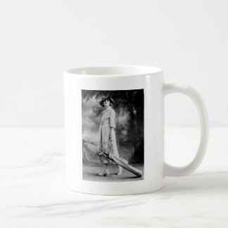 Golfing in Style, 1920s Coffee Mug