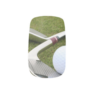 Golfing Minx ® Nail Wraps