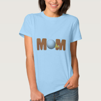 Golfing Mom Mothers Day Gifts T Shirts